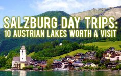 Surviving Europe: Salzburg Day Trips 10 Austrian Lakes Worth a Visit - Feature