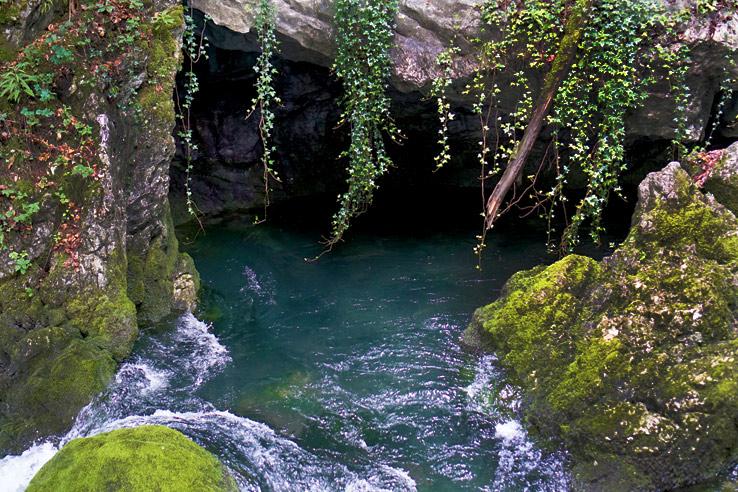 Surviving Europe: Salzburg Day Trips - Finding Paradise at Golling Waterfall - Pool