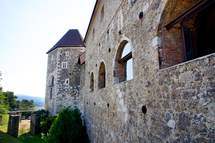 Surviving Europe: 48 Hours Discovering the Best of Ljubljana and Lake Bled - Ljubljana Castle