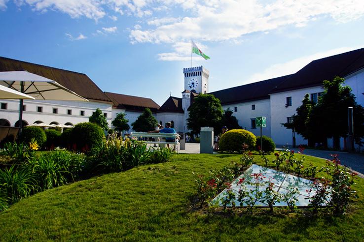 Surviving Europe: 48 Hours Discovering the Best of Ljubljana and Lake Bled - Ljubljana Castle Inside