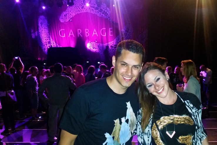 Surviving Europe: 48 Hours Discovering the Best of Ljubljana and Lake Bled - Garbage Concert