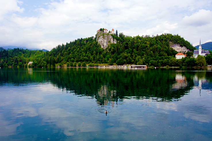Surviving Europe: 48 Hours Discovering the Best of Ljubljana and Lake Bled - Lake Bled