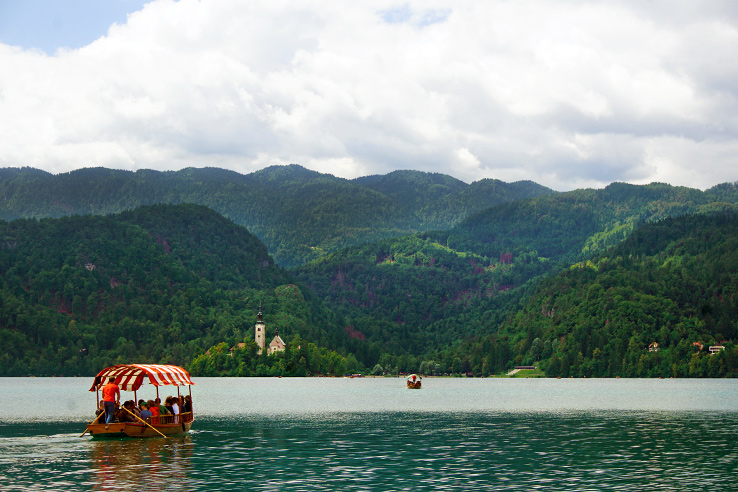 Surviving Europe: 48 Hours Discovering the Best of Ljubljana and Lake Bled - Bled Island Plenta