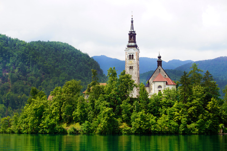 Surviving Europe: 48 Hours Discovering the Best of Ljubljana and Lake Bled - Bled Island