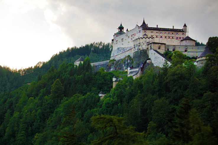 Surviving Europe: 48 Hours Discovering the Best of Ljubljana and Lake Bled - Werfen