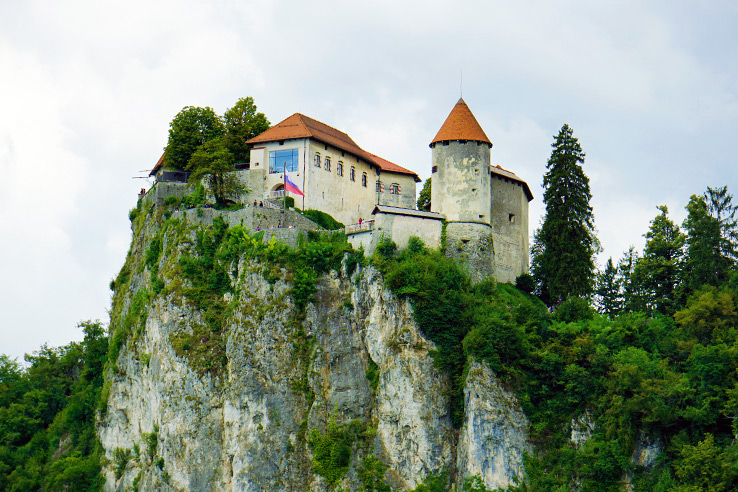 Surviving Europe: 48 Hours Discovering the Best of Ljubljana and Lake Bled - Bled Castle