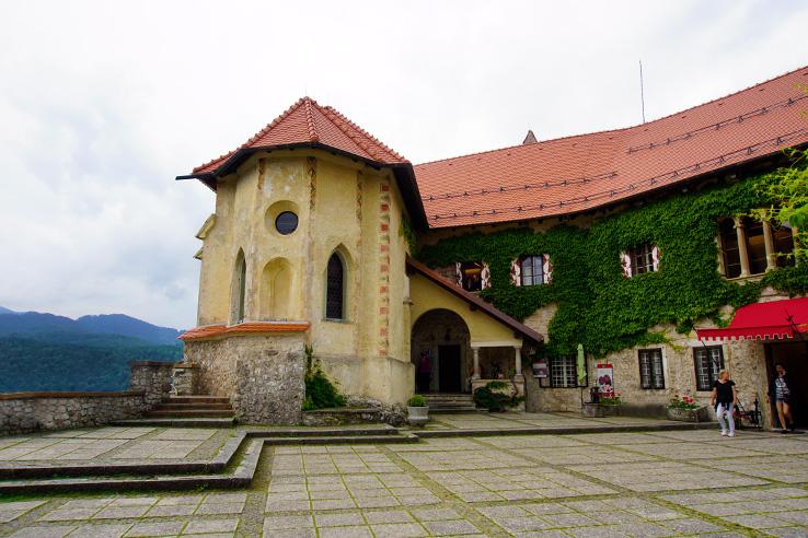 Surviving Europe: 48 Hours Discovering the Best of Ljubljana and Lake Bled - Bled Castle Inside