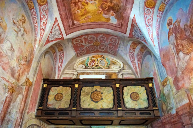 Surviving Europe: 48 Hours Discovering the Best of Ljubljana and Lake Bled - Bled Castle Chapel