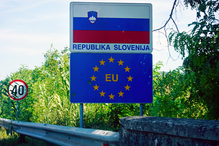 Surviving Europe: 48 Hours Discovering the Best of Ljubljana and Lake Bled - Slovenia Border