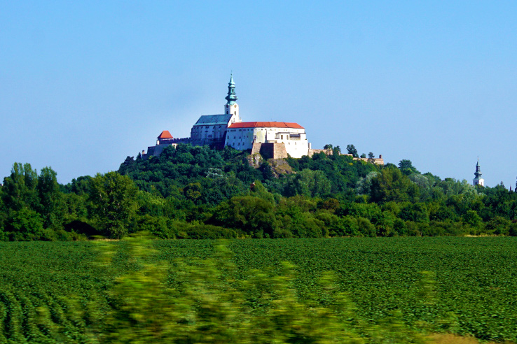 Surviving Europe: 5 Days in Bratislava Our Guide to the Capital of Slovakia - Nitra Castle