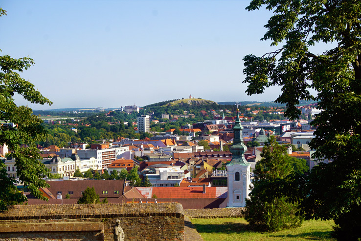 Surviving Europe: 5 Days in Bratislava Our Guide to the Capital of Slovakia - Nitra Castle Views