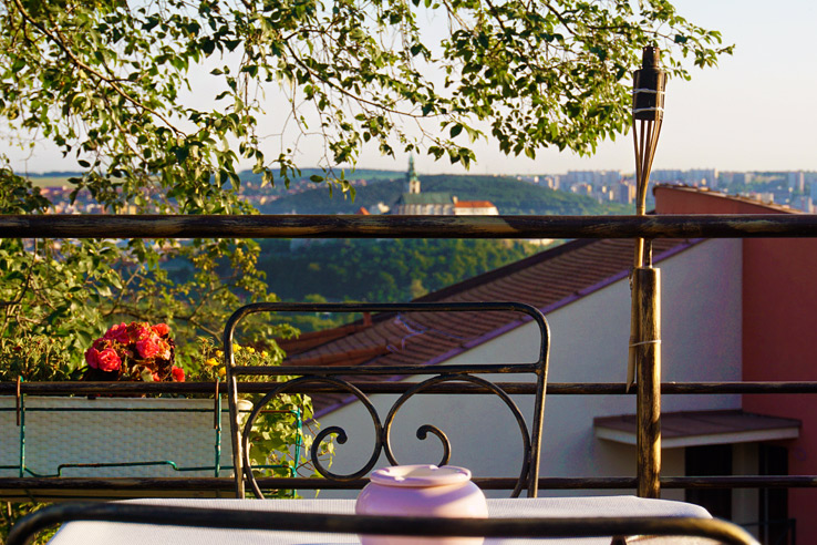 Surviving Europe: 5 Days in Bratislava Our Guide to the Capital of Slovakia - Hotel Zlaty Klucik Restaurant View