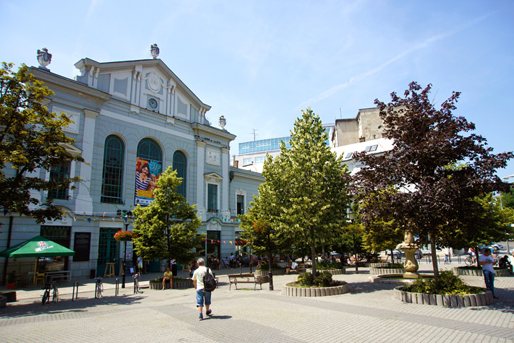 Surviving Europe: 5 Days in Bratislava Our Guide to the Capital of Slovakia - Old Market Hall