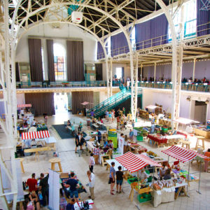Surviving Europe: 5 Days in Bratislava Our Guide to the Capital of Slovakia - Old Market Hall Inside