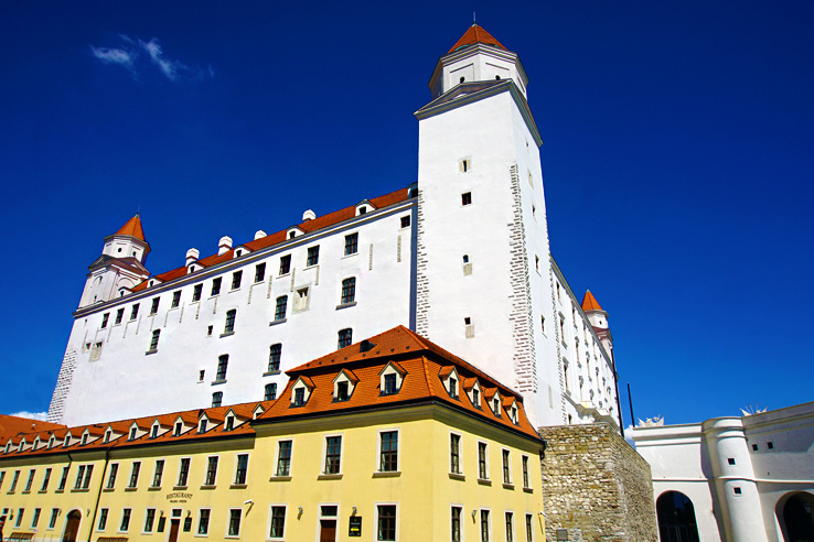Surviving Europe: 5 Days in Bratislava Our Guide to the Capital of Slovakia - Bratislava Castle