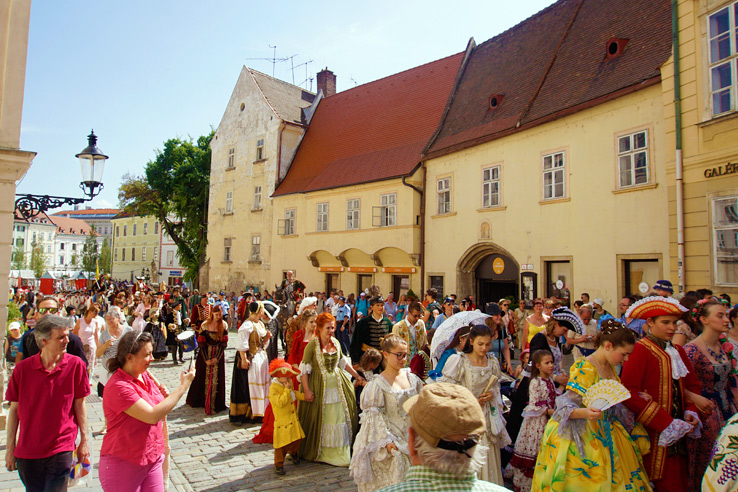 Surviving Europe: 5 Days in Bratislava Our Guide to the Capital of Slovakia - Parade