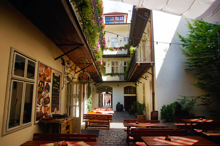 Surviving Europe: 5 Days in Bratislava Our Guide to the Capital of Slovakia - House of Beer