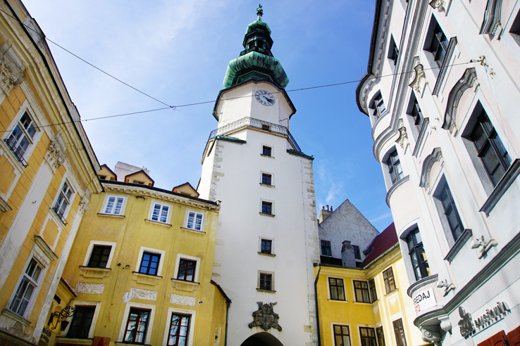 Surviving Europe: 5 Days in Bratislava Our Guide to the Capital of Slovakia - Michael's Gate