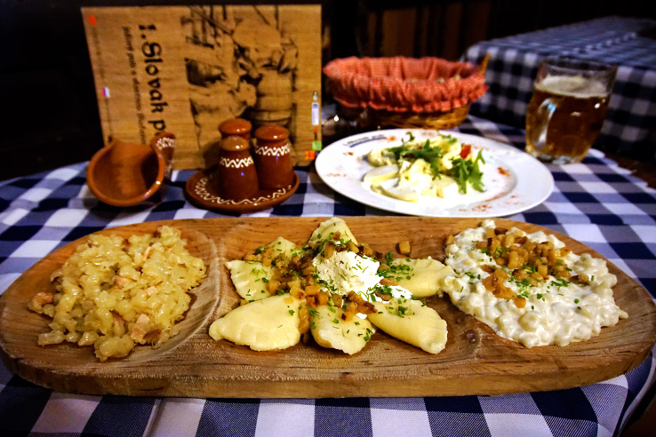 Surviving Europe: 5 Days in Bratislava Our Guide to the Capital of Slovakia - The Slovak Pub Dumplings