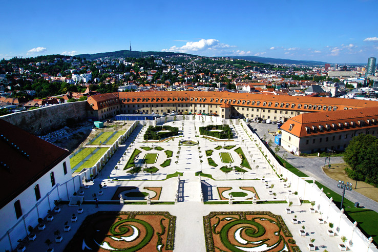 Surviving Europe: 5 Days in Bratislava Our Guide to the Capital of Slovakia - Bratislava Castle Gardens