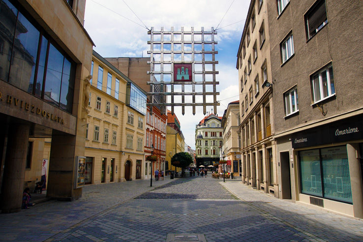 Surviving Europe: 5 Days in Bratislava Our Guide to the Capital of Slovakia - Bratislava City Gate