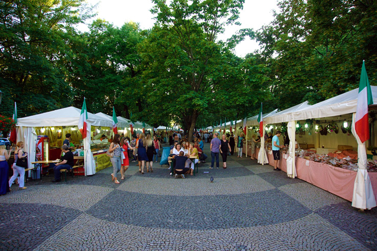 Surviving Europe: 5 Days in Bratislava Our Guide to the Capital of Slovakia - Italian Festival