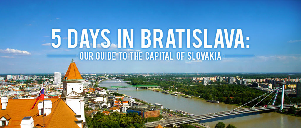 Surviving Europe: 5 Days in Bratislava Our Guide to the Capital of Slovakia - Feature