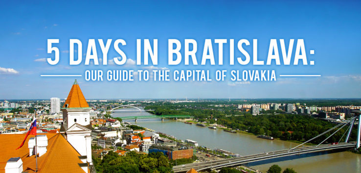 Surviving Europe  5 Days in Bratislava Our Guide to the Capital of Slovakia  - Feature 82c63e8478b