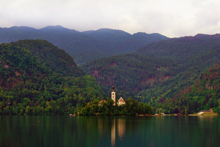 Surviving Europe: Excuses for Not Moving Abroad and How to Overcome Every One - Lake Bled