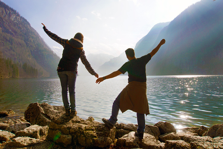 Surviving Europe: Excuses for Not Moving Abroad and How to Overcome Every One - Us at Konigssee
