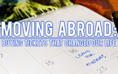 Surviving Europe: Moving Abroad Buying Tickets that Changed Our Life - Feature