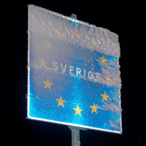 Surviving Europe: 21 Tips for a Successful Europe Road Trip - Swedish Border