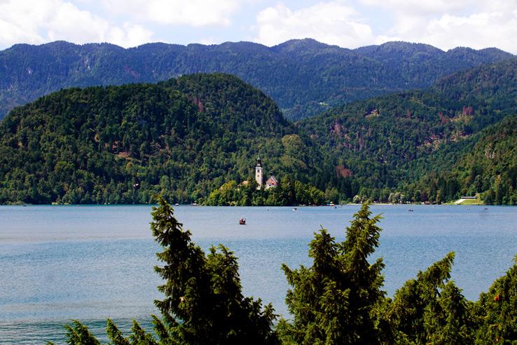 Surviving Europe: Adventures in Slovenia: Postojna Cave and Predjama Castle - Bled Island