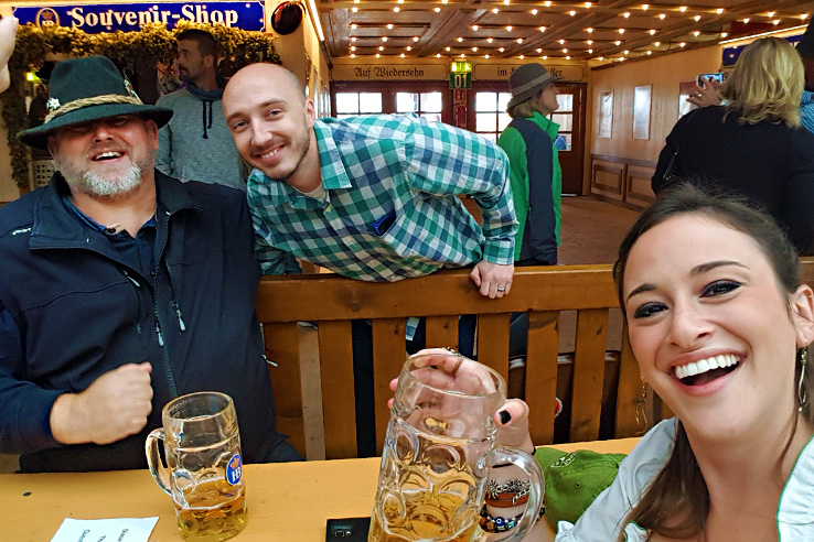 Surviving Europe: How to Plan a Last Minute Trip to Munich Oktoberfest -Our Amsterdam Friend