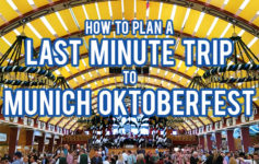 Surviving Europe: How to Plan a Last Minute Trip to Munich Oktoberfest - Feature