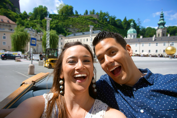 Surviving Europe: Surviving Europe Is On House Hunters International - Us in Salzburg