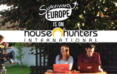 Surviving Europe: Surviving Europe Is On House Hunters International - Feature
