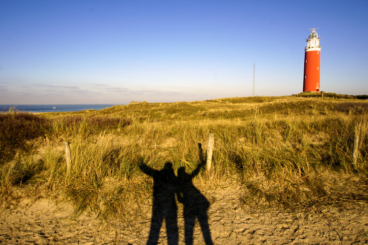 Surviving Europe: How to Follow Through on Your New Years Resolution to Travel - Texel Lighthouse
