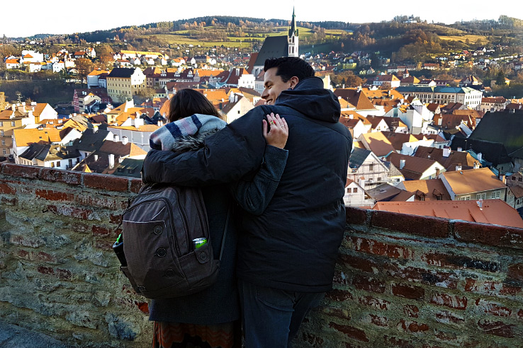 Surviving Europe: How to Follow Through on Your New Years Resolution to Travel - Cesky Krumlov