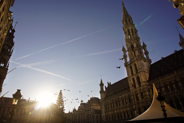 Surviving Europe: How to Follow Through on Your New Years Resolution to Travel - Brussels