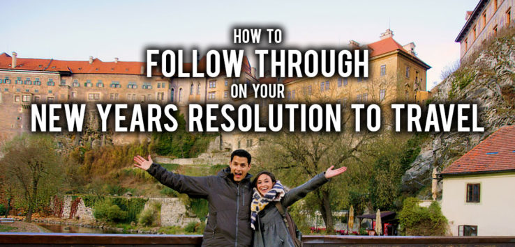Surviving Europe: How to Follow Through on Your New Years Resolution to Travel - Feature
