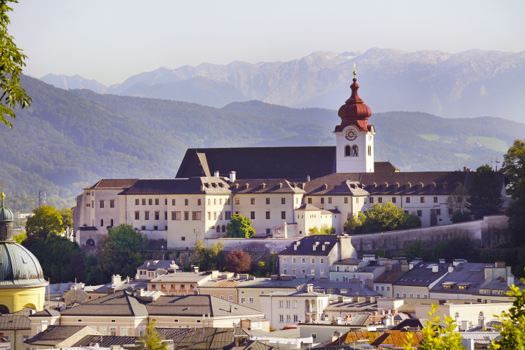 Surviving Europe: Best of Salzburg from a Local's Perspective - Abbey