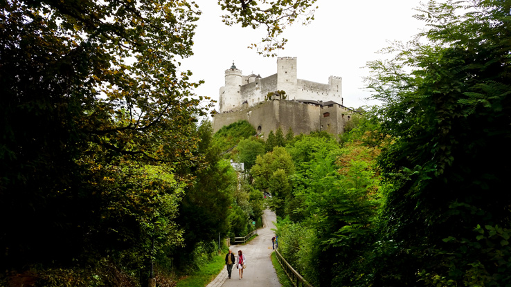 Surviving Europe: Best of Salzburg from a Local's Perspective - Hohensalzburg Fortress
