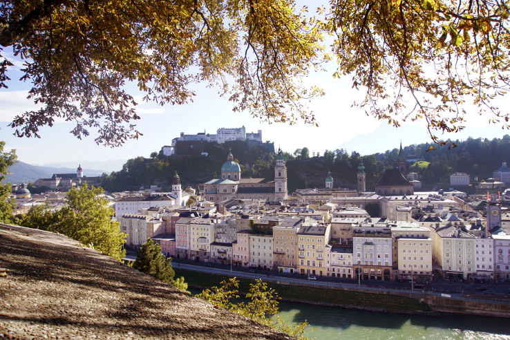 Surviving Europe: Best of Salzburg from a Local's Perspective - Castle