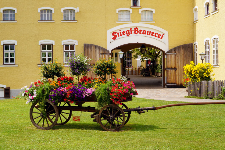 Surviving Europe: Best of Salzburg from a Local's Perspective - Stiegl Brewery