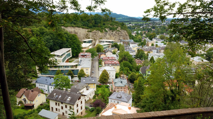 Surviving Europe: Best of Salzburg from a Local's Perspective - Monchsberg Views