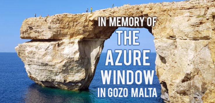 Surviving Europe: In Memory of the Azure Window in Gozo Malta - Feature