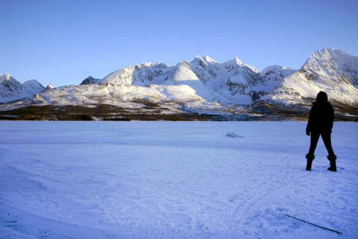 Surviving Europe: 7 Commitments to Make to Yourself Before Moving Overseas - Frozen Lake Norway