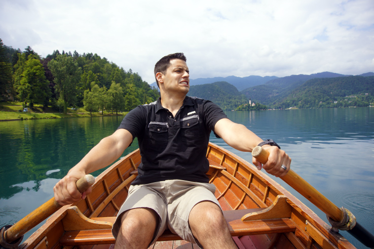 Surviving Europe: 7 Commitments to Make to Yourself Before Moving Overseas - Lake Bled
