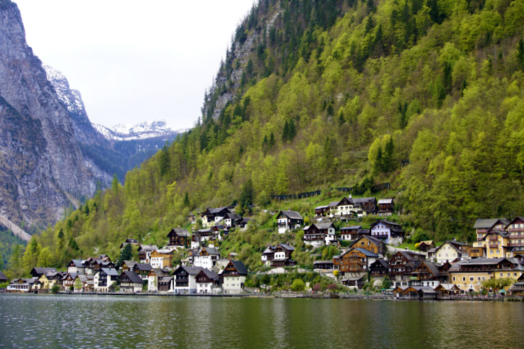 Surviving Europe: Best of Salzburg from a Local's Perspective - Hallstatt